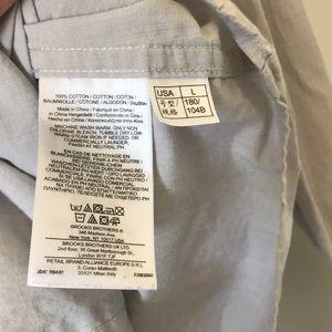 Brooks Brothers Shirts - Brooks Brothers button down shirt light gray